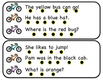 Transportation Reading Mats