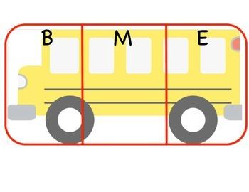 Transportation Reading Mats