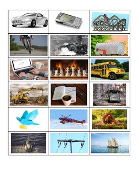 Transportation, Recreation, Communication Sort