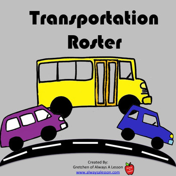 Transportation Roster