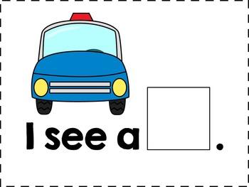 Transportation Sentence Completion Book