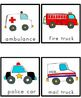 Transportation Shared Reader, 2 Emergent Readers and Picture Cards