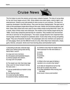 Transportation Reading Passages