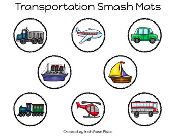 Transportation Smash Mats