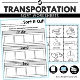 Transportation Sort