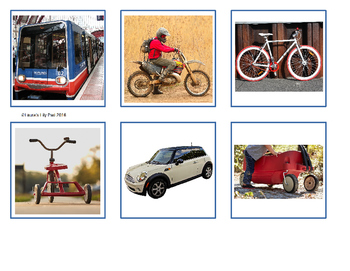 Transportation Sort Photos