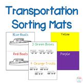 Transportation Sorting Mats