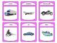 Transportation Spoons Card Game -The Transportation Vocabu