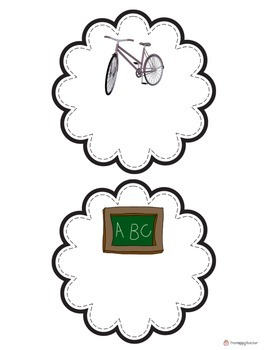 Transportation Tags for Back to School {FREE!}