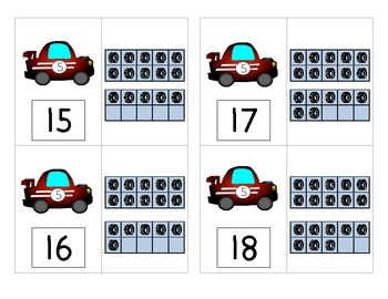 Transportation Teen Numbers