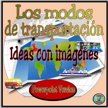 Transportation Thematic Images Powerpoint