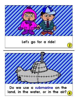 Transportation Thematic Unit