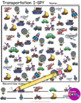 Transportation Theme Bundle Differentiated