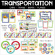 Transportation Theme Classroom Decor