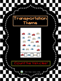 Transportation Theme - Count the Vehicles!