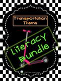Transportation Theme – Early Literacy Bundle for Pre-K, Ho