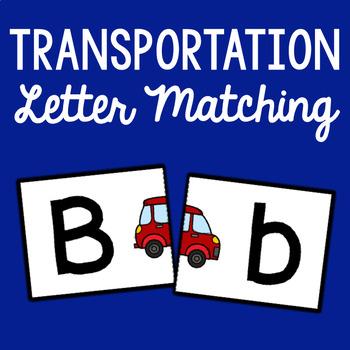 Transportation Letter Matching
