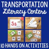 Transportation Literacy Center Activities