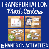 Transportation Math Center Activities