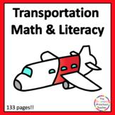 Transportation Math & Literacy