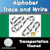 Kindergarten Alphabet Practice Activities