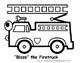 FINE MOTOR: Transportation Themed Coloring Skills Pages for Grasp Development