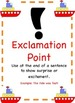 Transportation Themed - Punctuation Posters