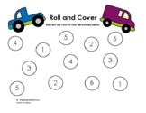 Transportation Themed Roll and Cover