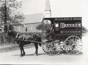 Transportation Then & Now STEM Activity