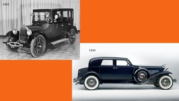 Transportation Through the Ages
