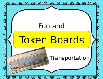 Transportation Token Board