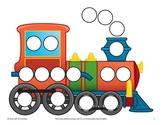 Transportation Toys Do-a-Dot Printables
