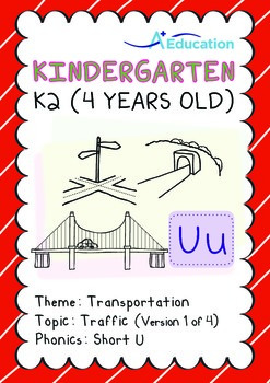Transportation - Traffic (I): Short U - K2 (4 years old)