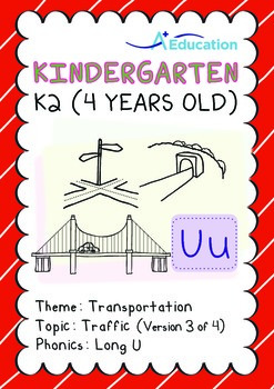 Transportation - Traffic (III): Long U - K2 (4 years old)
