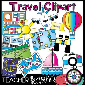 Transportation & Travel Clipart