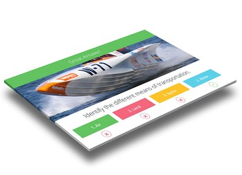 Transportation Trivia - Interactive PowerPoint Game