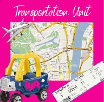 Transportation Unit Bundle