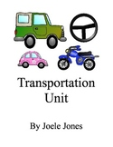 Transportation Unit (Common Core Aligned)