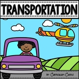 Transportation Unit: How We Travel!