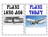 Transportation Word Wall Cards & Sort