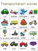 Transportation Writing Center Tools: Neighborhood Words