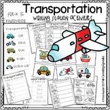 Transportation Writing Station