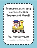 Transportation and Communication Sequencing Cards