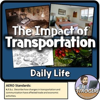 Transportation and Our Daily Lives