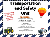 Transportation and Safety Language Unit