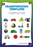 Transportation crafting templates