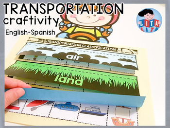 Transportation craftivity