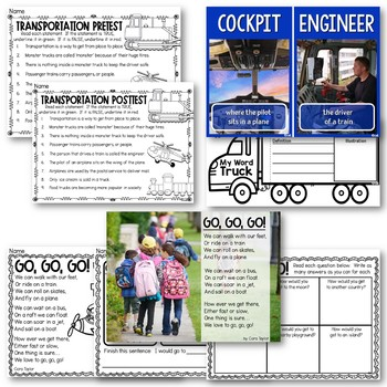 Transportation for Young Learners