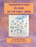Transportation in Ohio in the Early 1800s