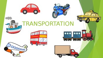 Transportation power point 2